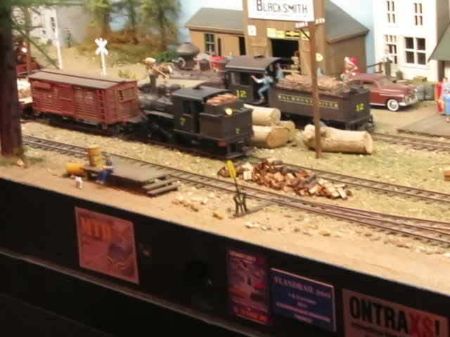Bkrmingham Model Railway Show