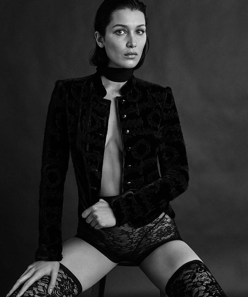 Белла Хадид — Фотосессия для «S Moda» 2015 – 3