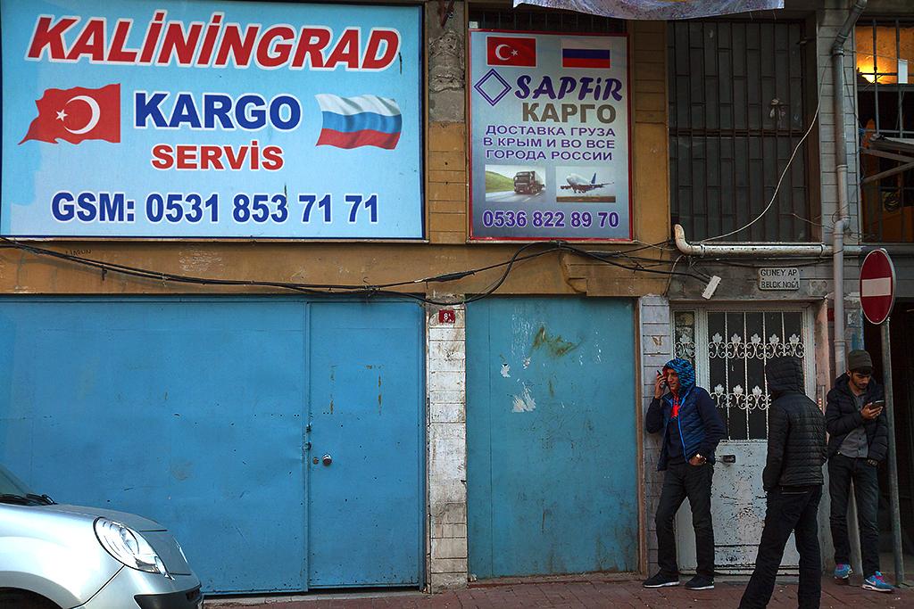 KALININGRAD KARGO SERVIS--Istanbul