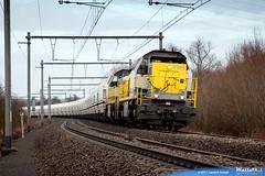 Zz47534 Millingen - Yves Gomezée vient de franchir la frontière entre Eijsden et Visé