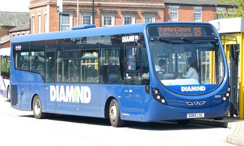 SO65 LSC 'DIAMOND' 32220 Wright Streetlite D/F /2 on Dennis Basford's 'railsroadsrunways.blogspot.co.uk'