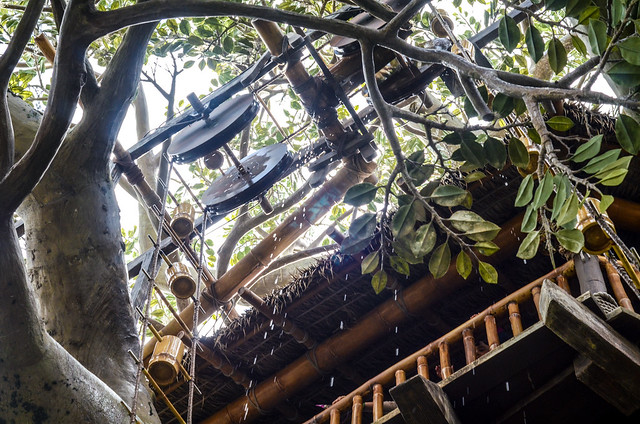 Swiss Family Robinson water system
