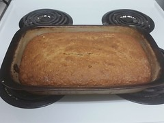 Banana Oatmeal Cake