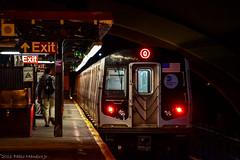 MTA New York City Subway Kawasaki R160B #9143