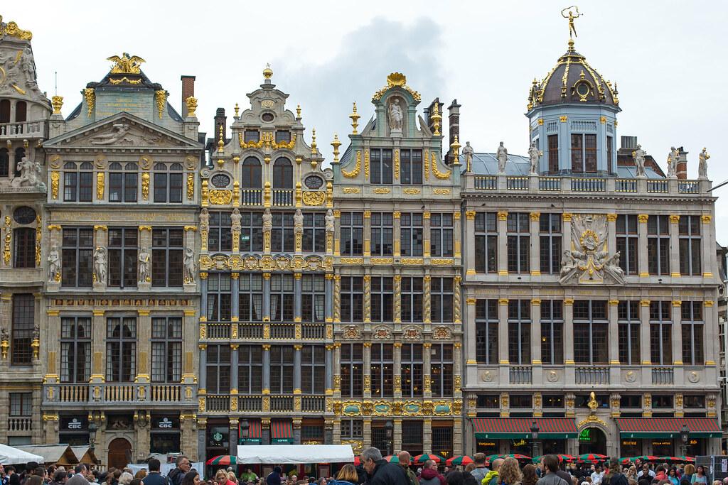 Belgium. Brussels