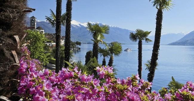"""Květena a jezera Ticina – poklady """"italského"""" Švýcarska"""