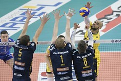 Blu volley Caledonia vs Azimut m