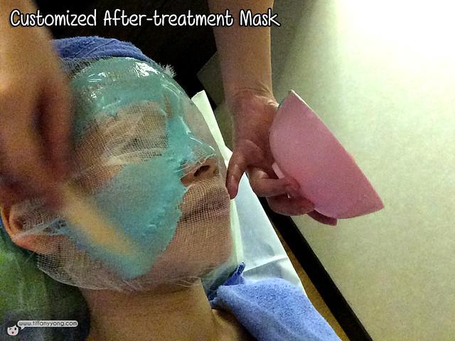 Hydrafacial Mask