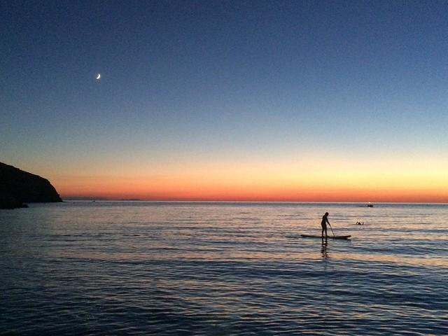 ΗλιοβασίλΡμα στον Άη Στράτη / Sunset in Agios Efstratios