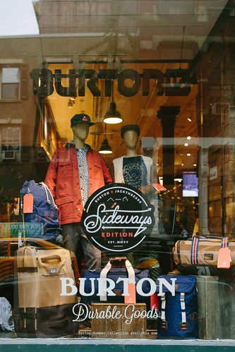 Burton x JT Window
