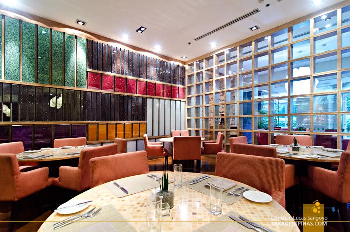 Marriott Café Manila Dining Hall