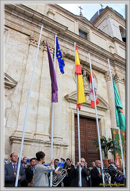 Briviesca en Fiestas 2.015 Proclamación de las Reinas y lectura del Pregón (8)