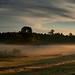 Drifting Fog Sunrise by Tyr-Sog