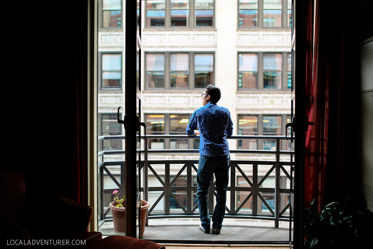 Hotel Giraffe NYC Hotel Review - NoMad Manhattan.