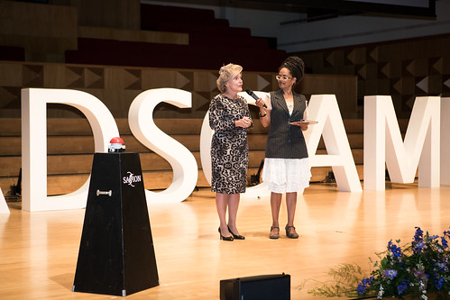 Opening Voltooide Saxion Stadscampus en Hogeschooljaar 2015 - 2016