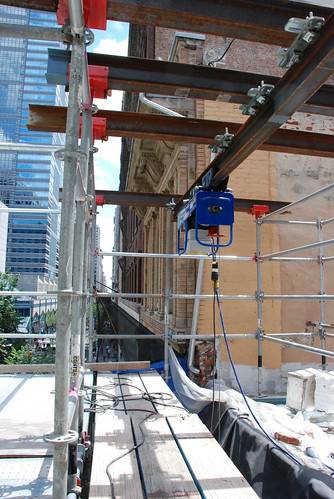 Ladder Scaffold System : Jacob s ladder superior scaffold equipment moving