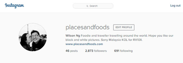 instagram placesandfoods