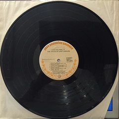 THE VOICES OF EAST HARLEM:CAN YOU FEEL IT(RECORD SIDE-A)