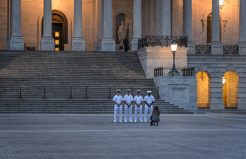 Men in White by Geoff Livingston