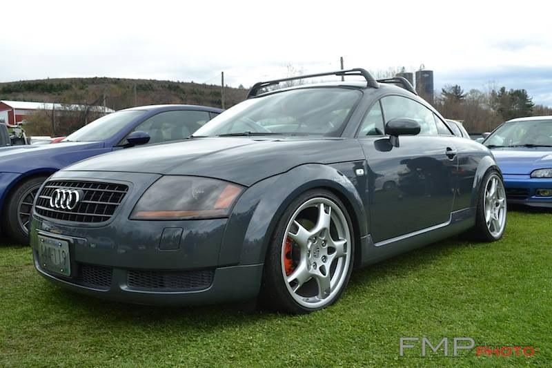 2001 Audi Tt Roof Rack Cosmecol