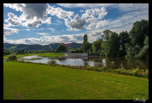 Selva Negra Lago Mummelsee Oppenau Offenburg Gengenbach - Río Kinzig en Gengenbach