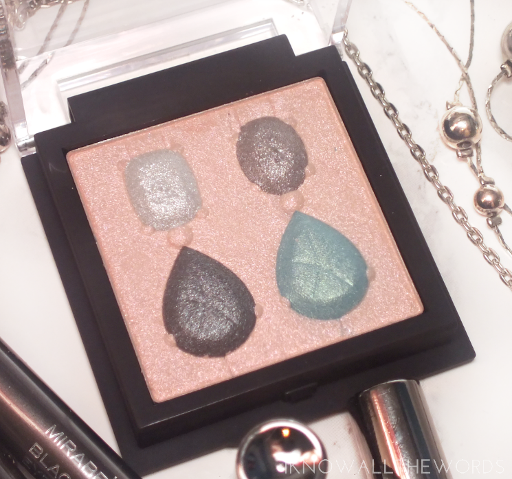 mirabella jewel thief collection holiday 2015 Diamon Deceit second skin eyeshadow (2)