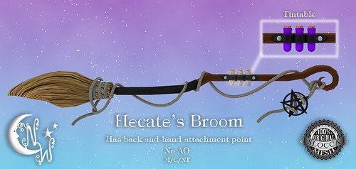 *NW* Hecate's Broom