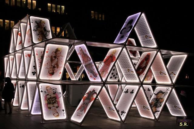 Festival of Lights 2015  Potsdamer Platz 40