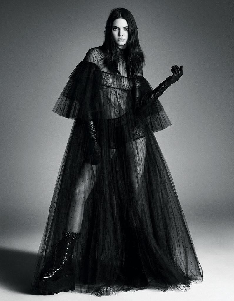 Кендалл Дженнер — Фотосессия для «Vogue» JP 2015 – 2