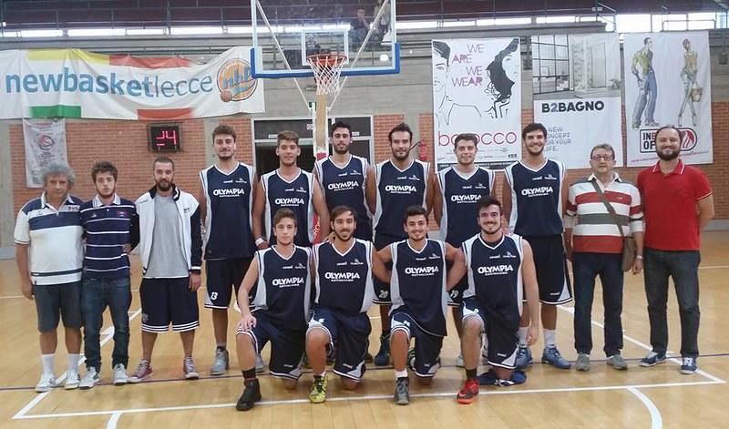 Rutigliano-La Rutigliano del Basket-L'Olympia Rutigliano