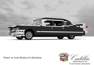 Cadillac 75-Series Fleetwood Limousine (1959)