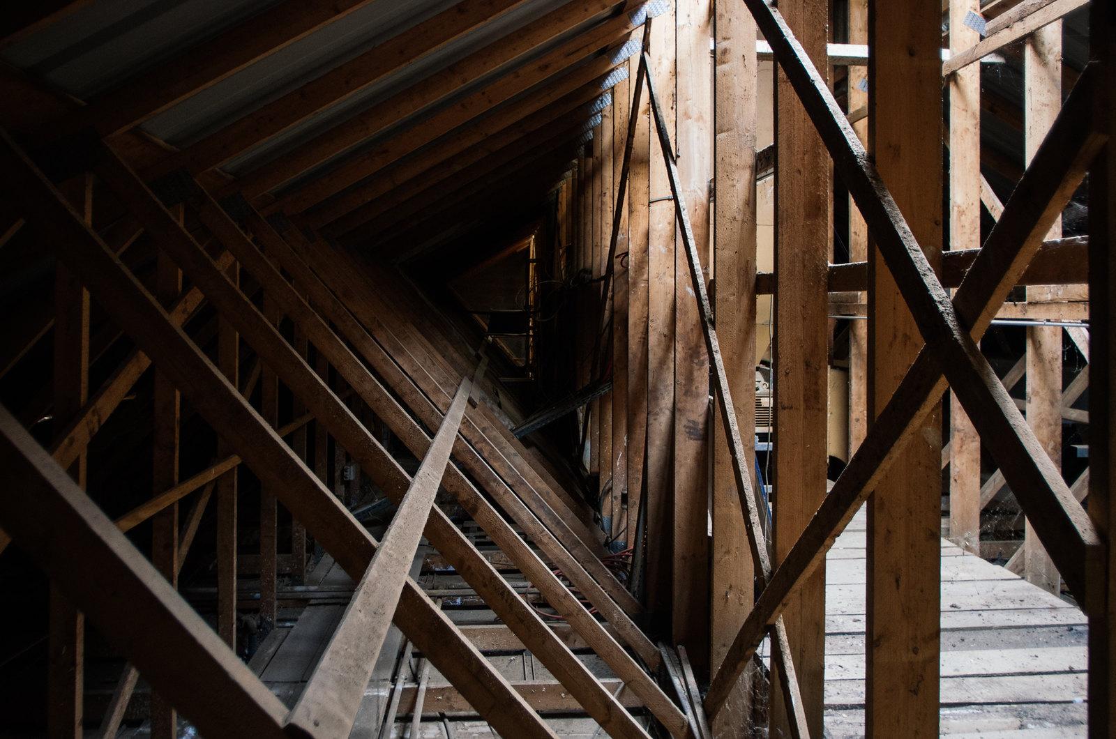 Légendes de la forêt d'Orient - Carnets de voyage dans l'Aube - Le point de vue du charpentier