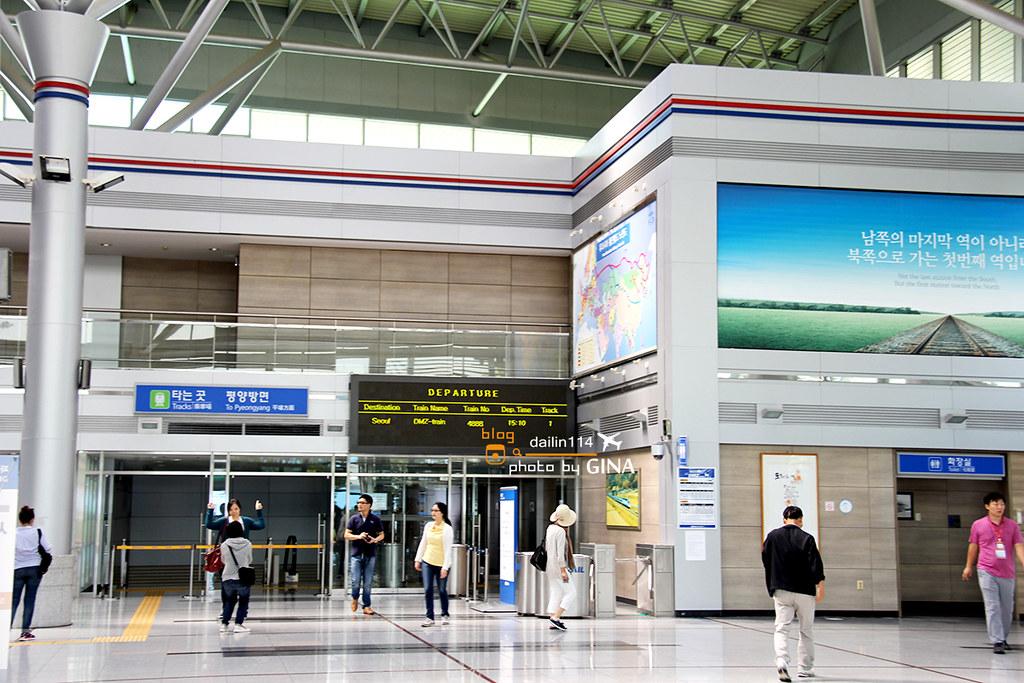 【2020板門店一日遊】DMZ非軍事區|南北38休戰線|非武裝地帶.JSA共同警備區.第三隧道 @GINA環球旅行生活|不會韓文也可以去韓國 🇹🇼