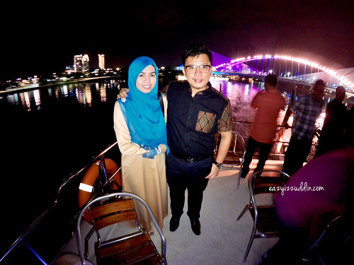 Cruise at Tasik Putrajaya