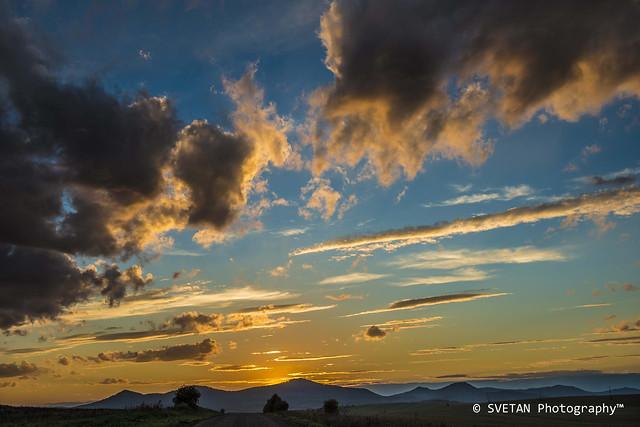 BREATHE AND ENJOY SIBERIAN SKY SYMPHONY
