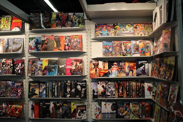 DC Comics - Frankfurt Buchmesse 2015