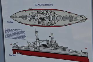USS Arizona BB 39