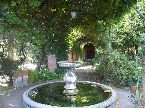 Fountain, San Bonaventura al Palatino