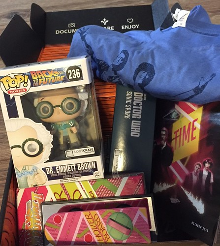 Loot Crate - October 2015