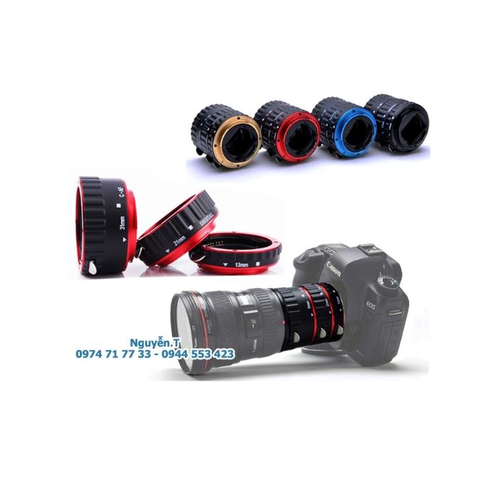 Ống tube chụp macro AF Canon lấy nét tự động