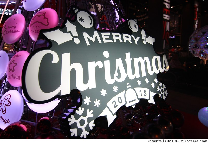 2015勤美耶誕村 勤美紅白聖誕村 2015勤美聖誕裝飾 2015勤美耶誕路跑 勤美術館 金典綠園道 勤美好玩 勤美市集 勤美活動 希望發電所43