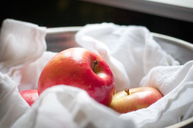 Apple season means butterscotch bourbon mini apple pies! (recipe)