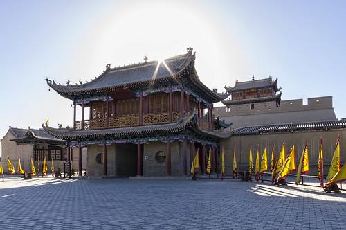 china gansu jiayuguan chn