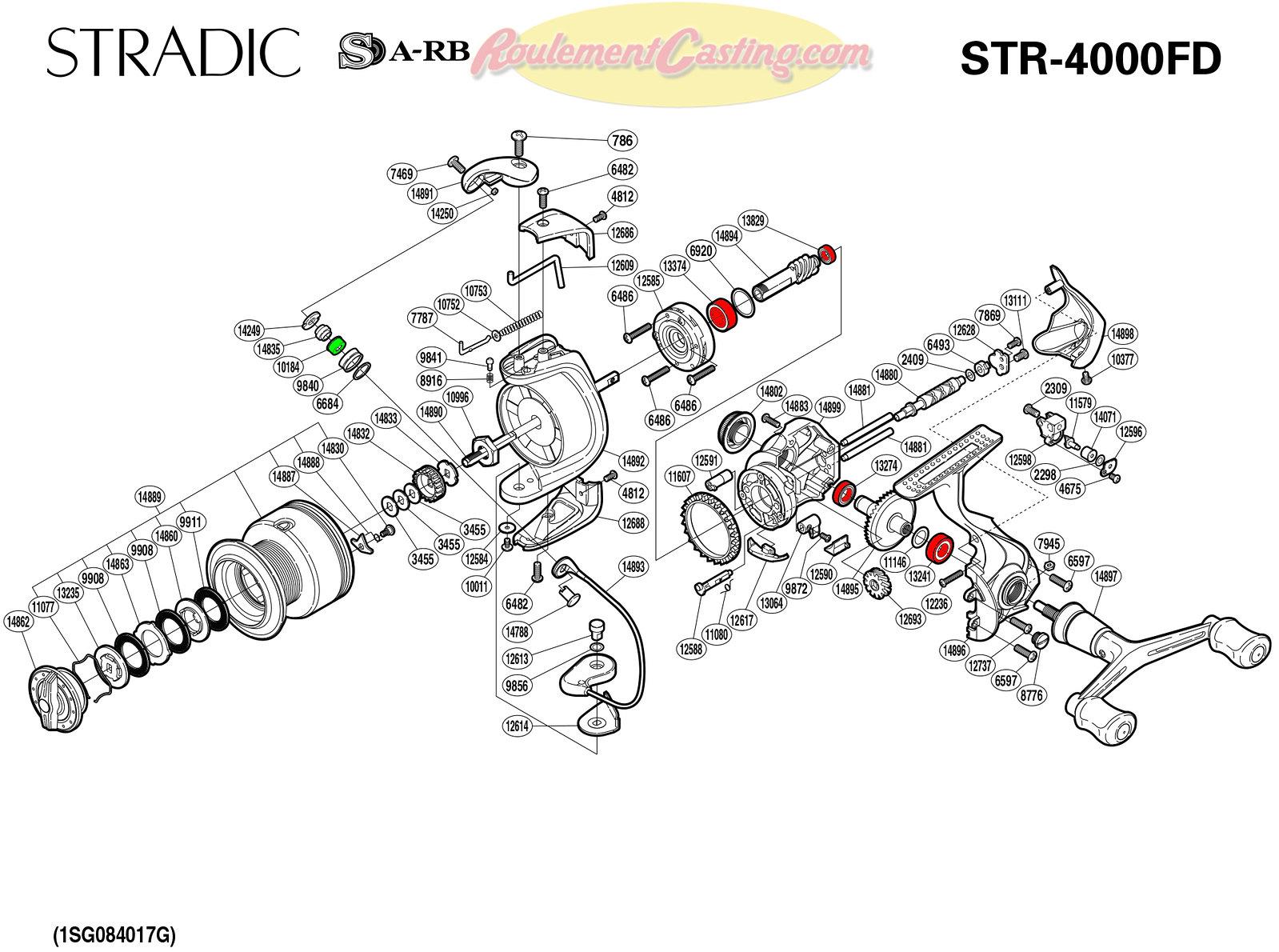 Schema-Stradic-4000FD