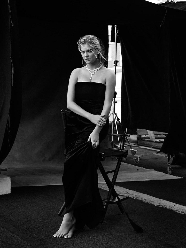 Кейт Аптон — Фотосессия для «Harper's Bazaar» AU 2015 – 2