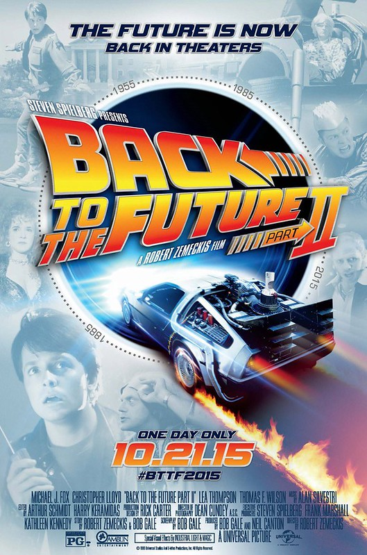 Back to the Future - Part II - Poster 5