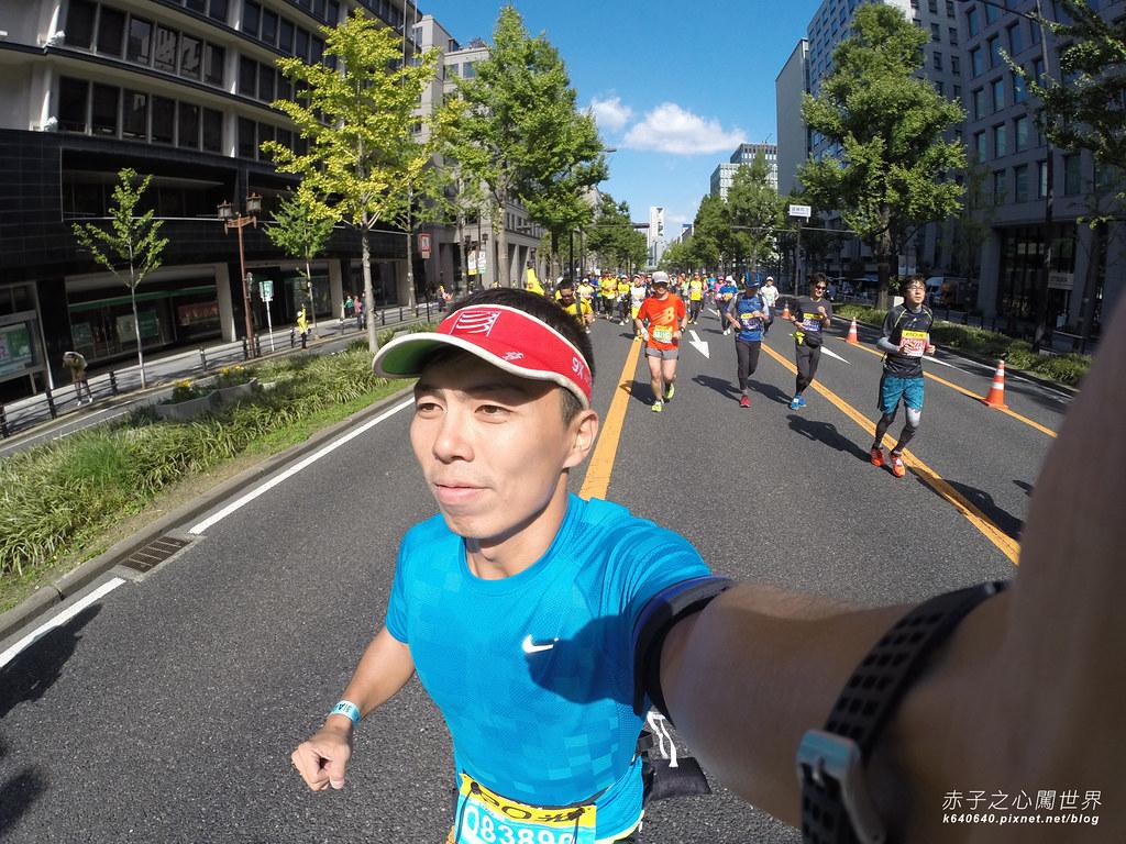 大阪馬拉松-跑步-65