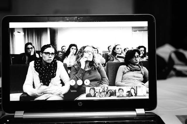 'Durante el Encuentro Virtual Mediaciones tecnológicas comprometidas con la inclusión