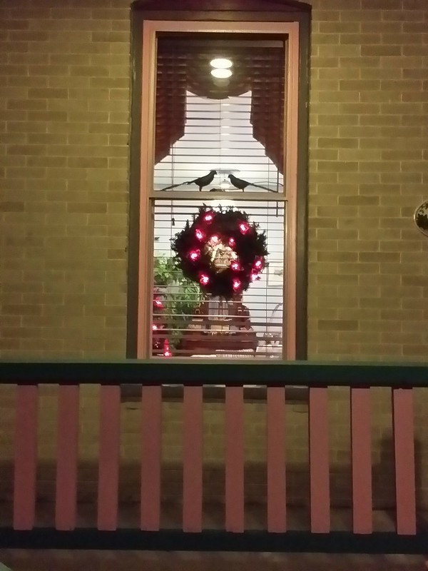 Window wreath