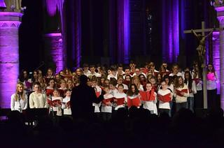 mar, 12/15/2015 - 00:35 - Le conservatoire chante Noël
